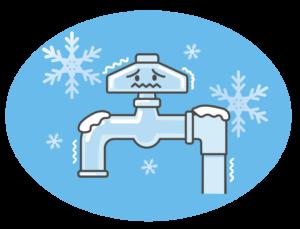 万が一水道が凍結してしまったら?